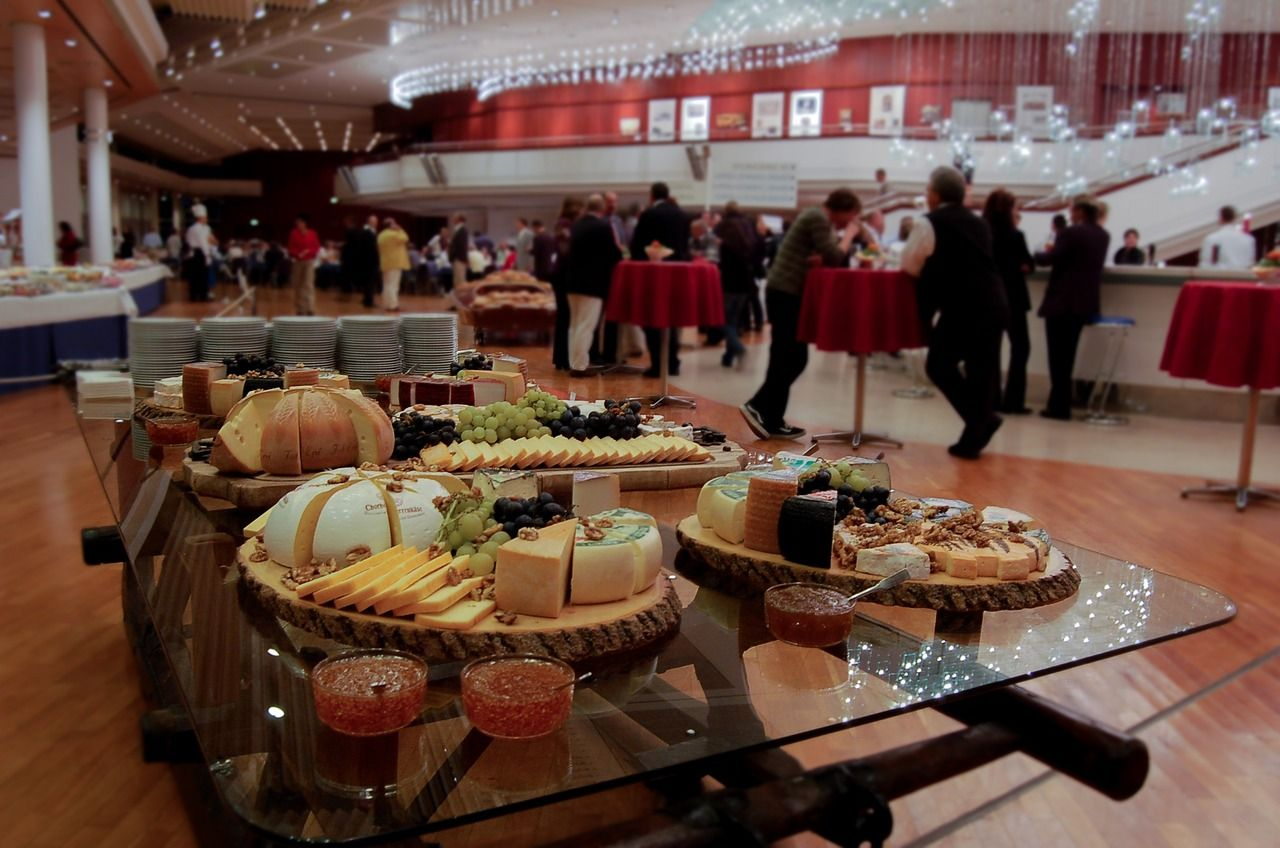 Img catering buffet hd