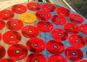 Berriz erabilitako CDak