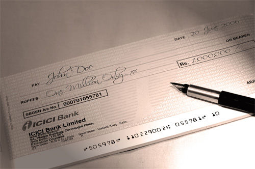 Img cheque