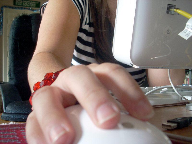 Img chica ordenador