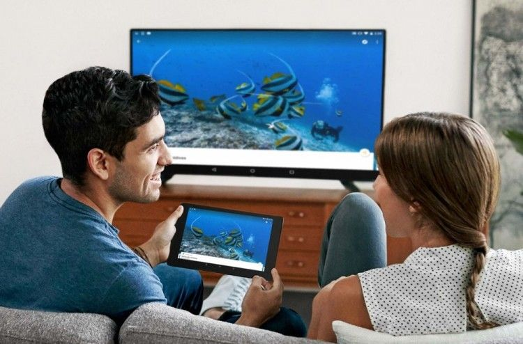 Img chromecast smart tv google articulo