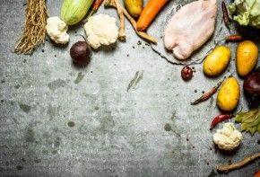 Img cinco alimentos comer crudos