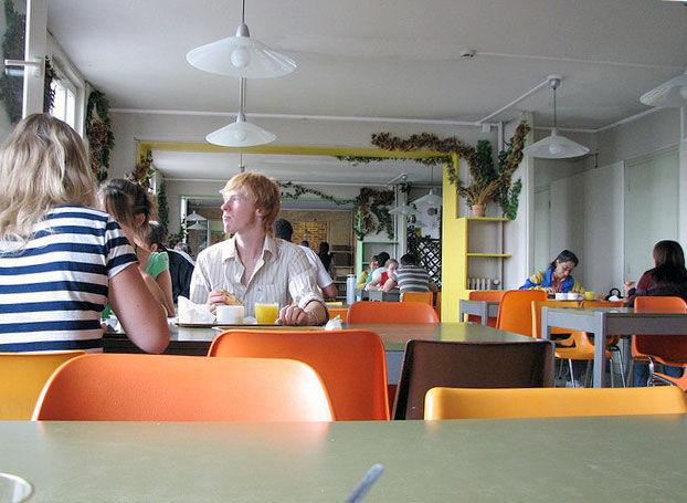 Img comedor hostal