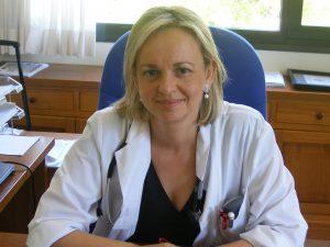 Conchita García, mediku gerontologoa eta Espainiako Geriatria eta Gerontologia Elkartearen egoitzetako Osasun Laguntzaren Arloko idazkaria
