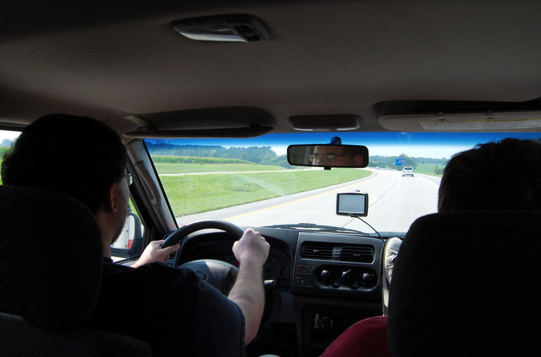 Img conducir carretera hd