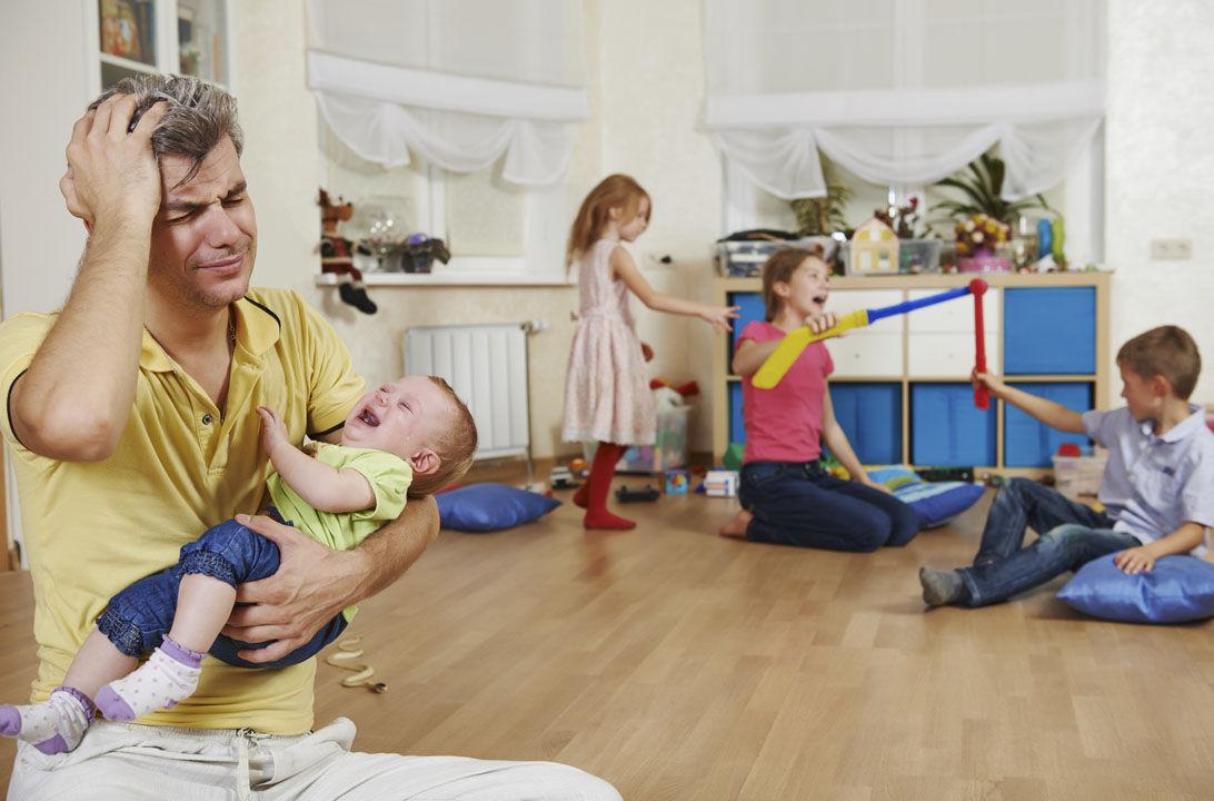 Img consejos momentos bajon paternidad hd
