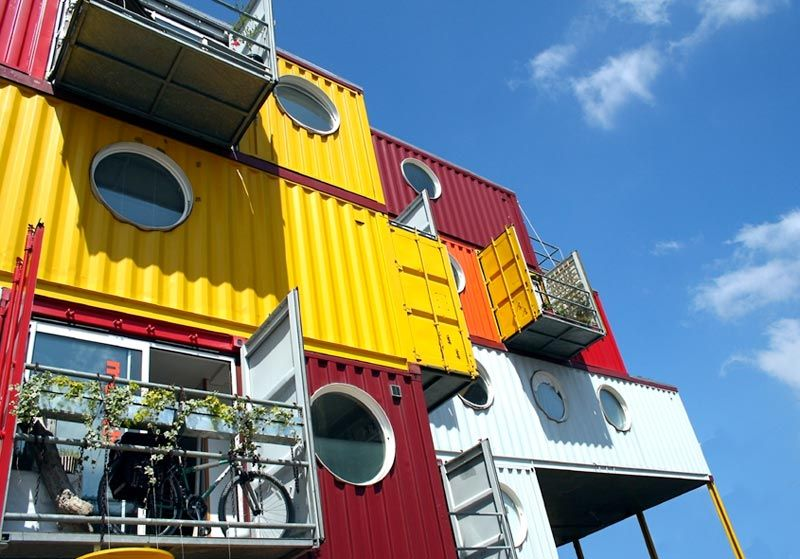 Img container city