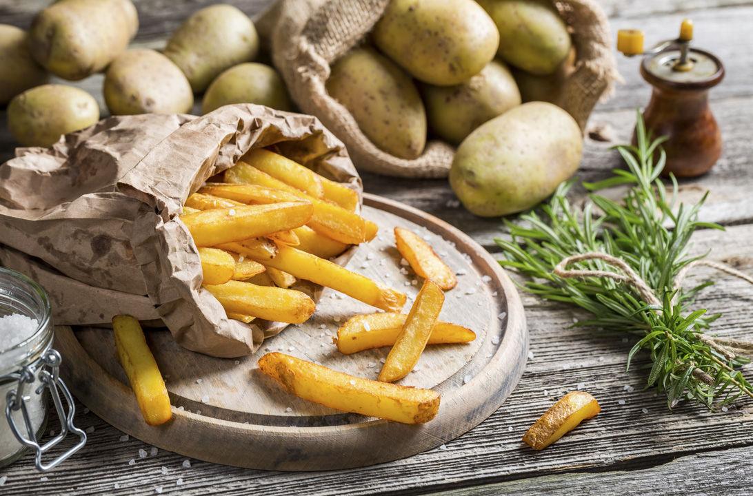 Img cuando salan patatas fritas hd