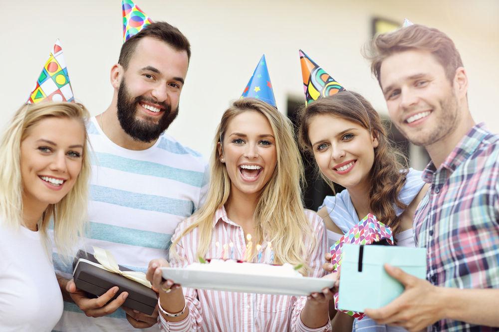 Planes para un cumpleaños diferente