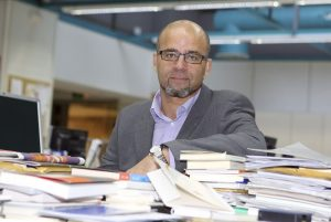 David Corehoso, Ikten arriskuetan aditua den psikologoa