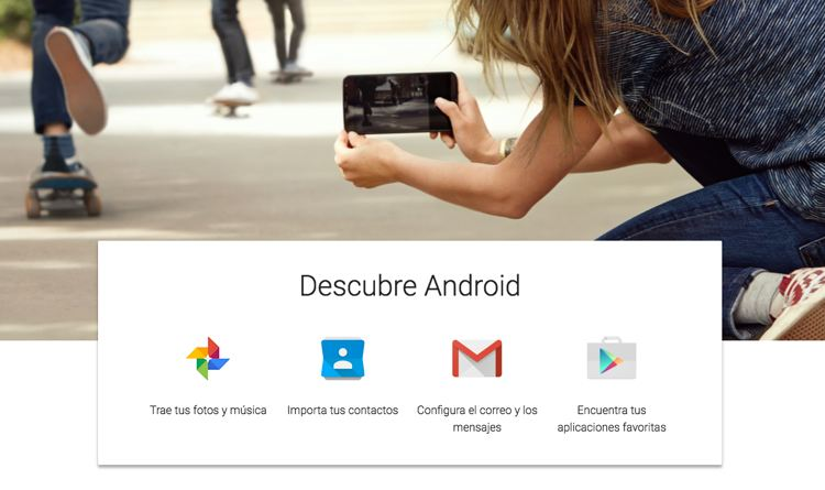 Img descubre android
