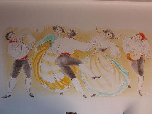 Img dibujo pared