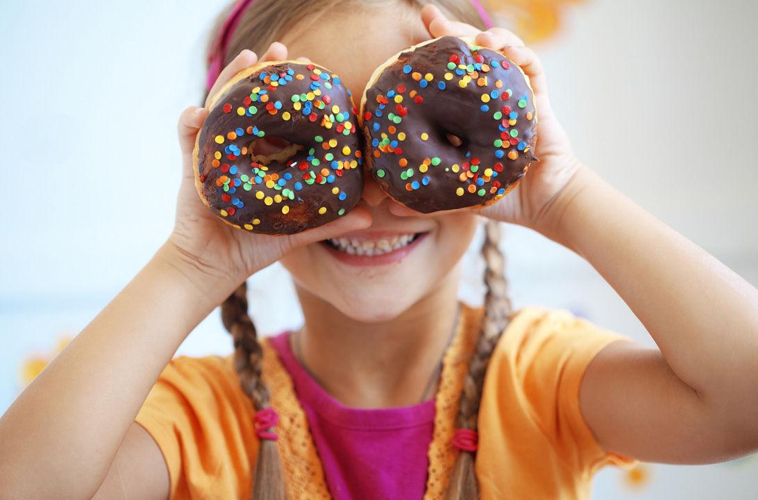 Img donuts chocolate hd