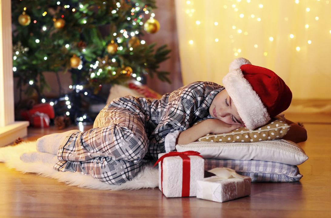Img dormir bien navidad hd