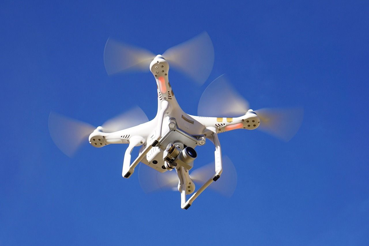 Img dron que puede hacer hd