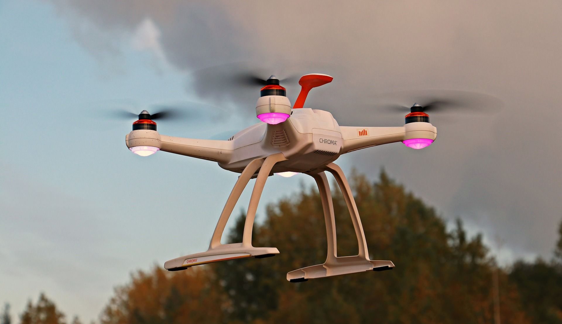Img drone robot