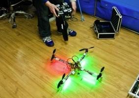 Img drones art