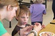 Img dulces sanos ninos cocinar recetas infantiles madres padres listado