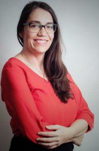 Estela Martín, abokatua eta Sincro Business Solutions-eko komunikazio-zuzendaria