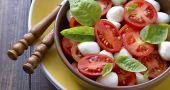 Img ensaladas tomates variadas hd