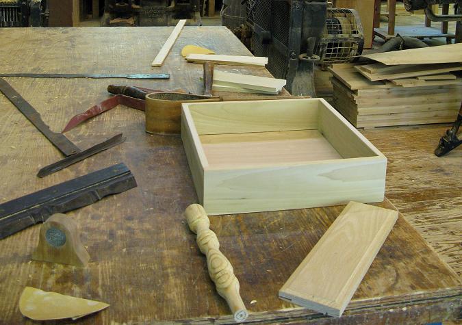 Img ensamblar madera