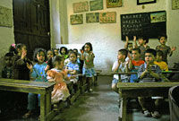 Img escuela refugiados