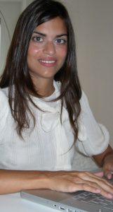 Estibaliz Martínez, directora i fundadora d'Intercambiodecasa.es
