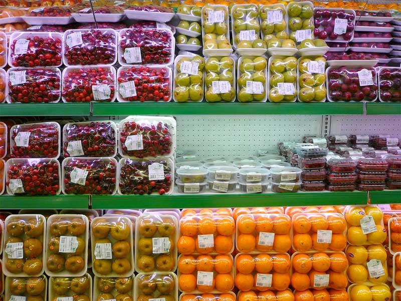 Img etiquetado fruta