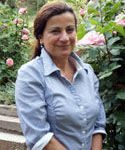 Eva Pio Sáez, dietista-nutricionista en la Fundació Althaia