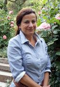 Eva Pio Sáez, dietista-nutricionista en la Fundación Althaia