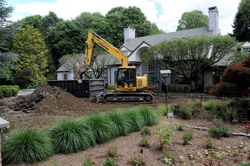Img excavadora casa