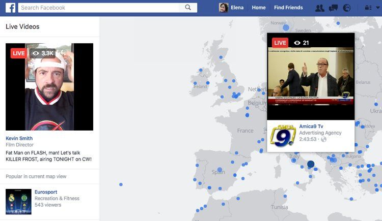 Img facebook live map