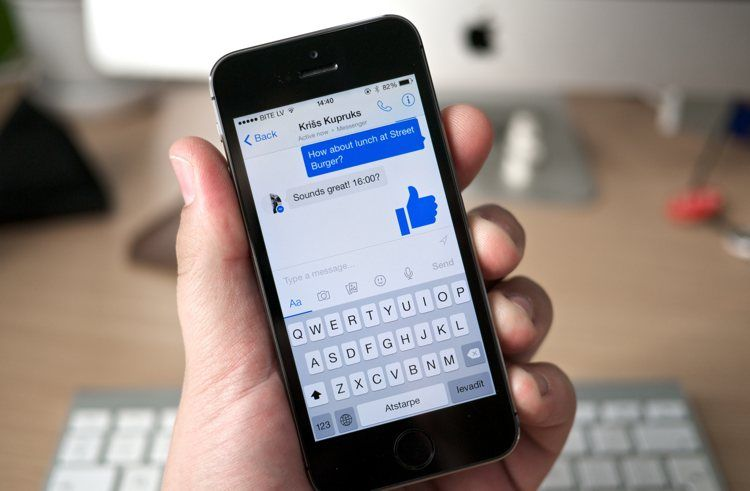Img facebook messenger