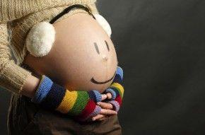 Img fotos originales embarazada arti