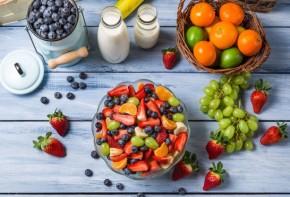 Si cenar solo fruta adelgazar rapido