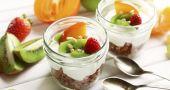 Img frutas yogur muesli hd