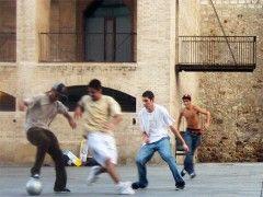 1. futbolaren irudia