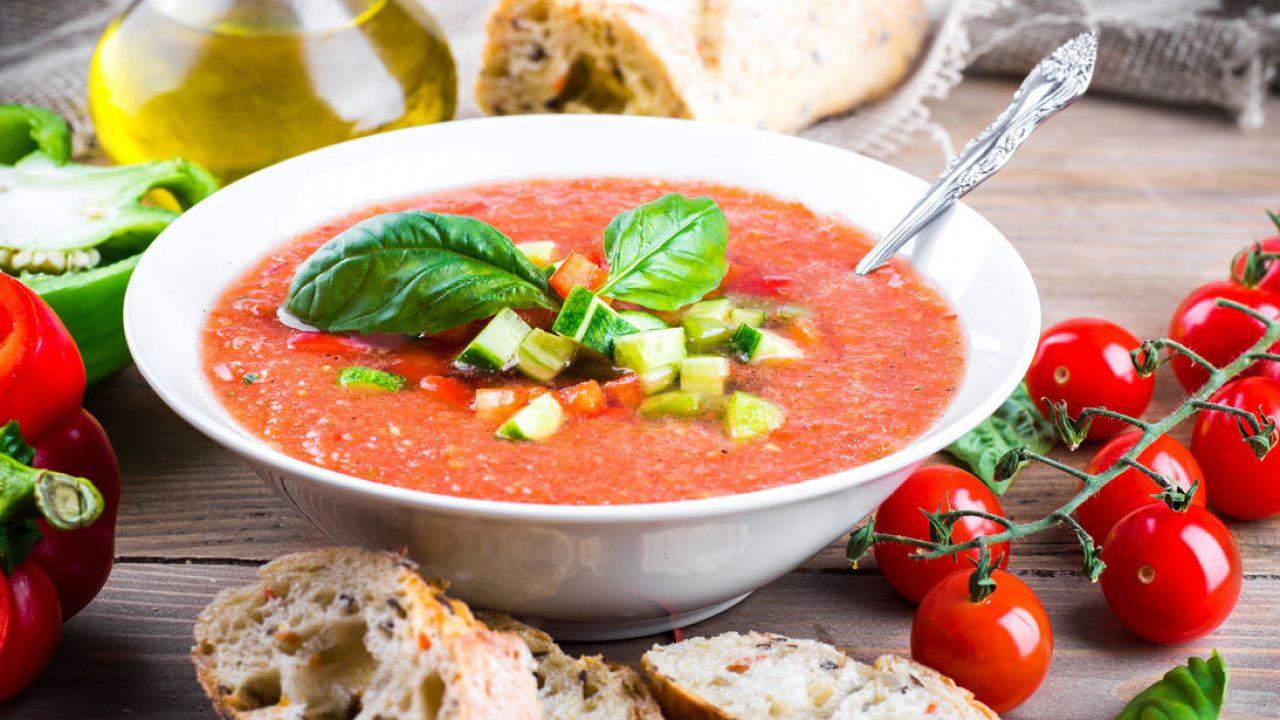 Gazpacho natural: consejos y variantes   Consumer