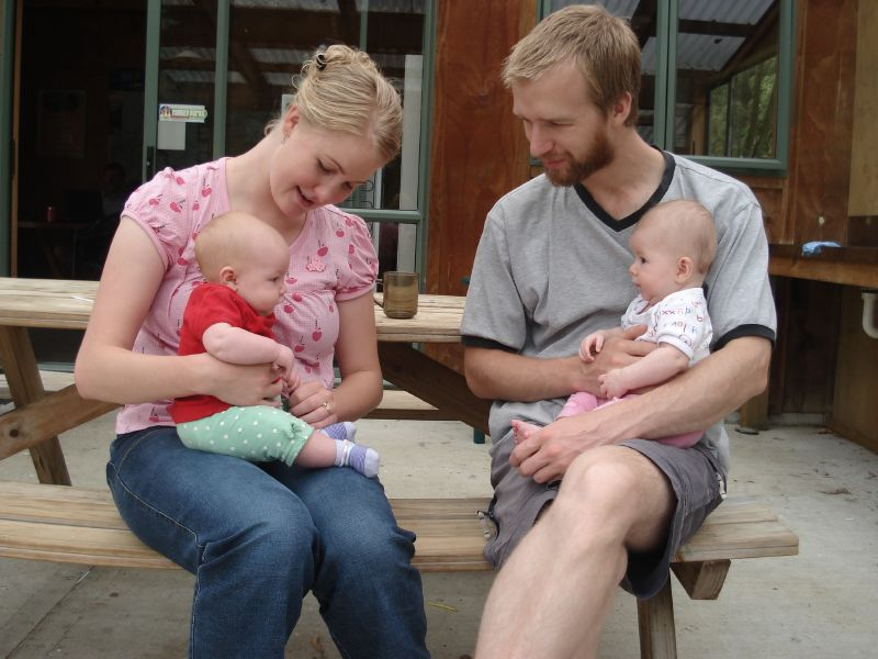 Img gemelos bebes