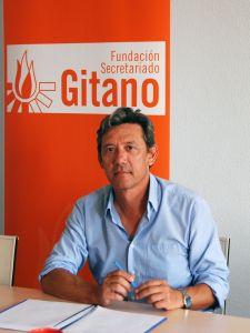 Isidro Rodríguez, Ijito Idazkaritza Fundazioko zuzendaria