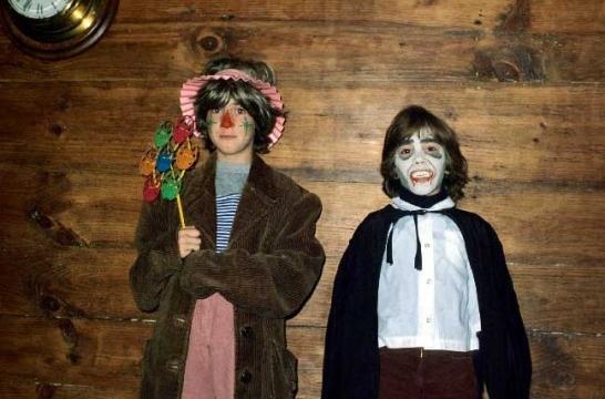 Img halloween fiesta ninos manualidades disfraces listg