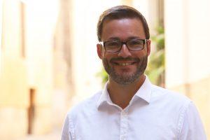 José Fila,  regidor d'Urbanisme, Habitatge Digne i Model de Ciutat de Palma de Mallorca