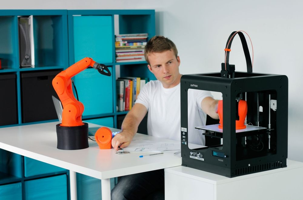 Img impresoras 3d casa empresa
