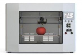 Img imprimir comida 3d
