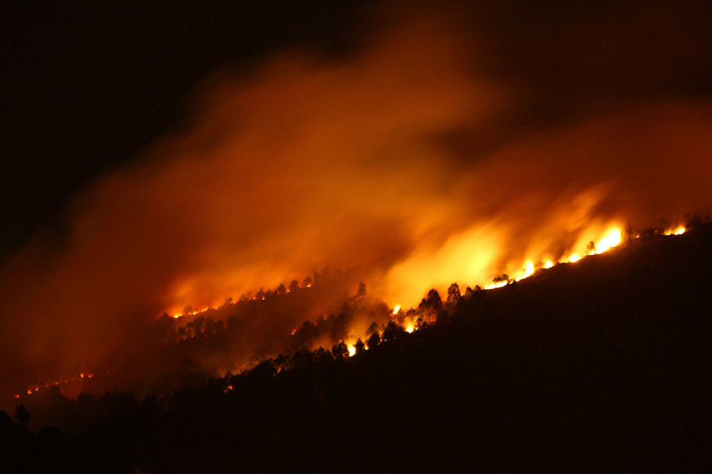 Img incendio noche