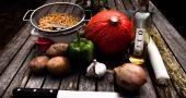 Img inredientes comida hd