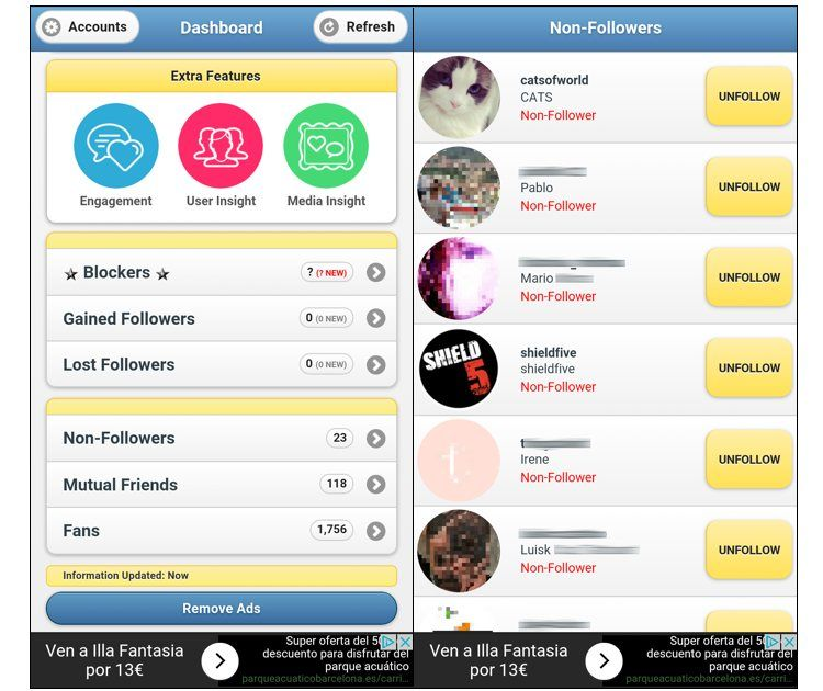 Img instafollow followers instagram android