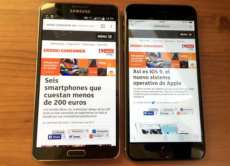 Img iphone android samsung