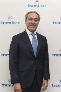 Jorge Alcántara, presidente de Tramicar