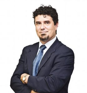 José Luís Rodríguez, representante da Comisión de Fabricantes de Pneumáticos